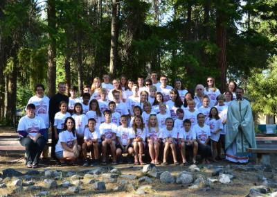 2017 Camp St Volodymyr