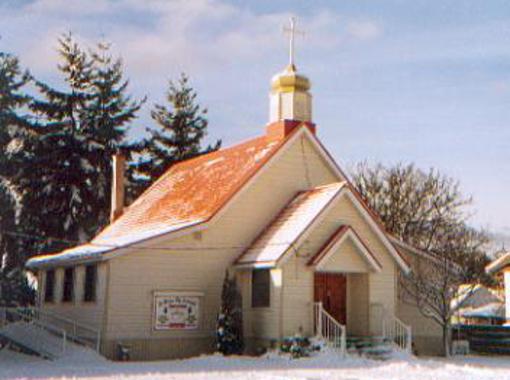 St. Michael the Archangel - Nanaimo