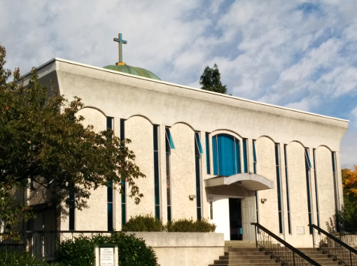 New Westminster - Holy Eucharist Cathedral