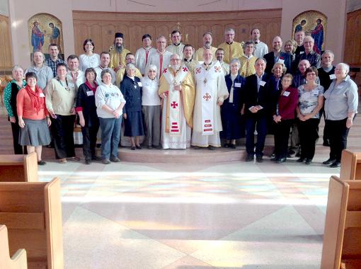 Групове фото учасників Собору