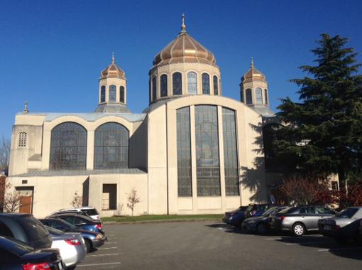 Собор проводився у храмі Покрови Прев. Богородиці м. Ванкувер