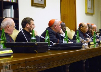 In Rome the Head of the UGCC called for restoring a service of families' priest