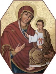 Ікона-Милосердя-двері-Miłosirdzia-drzwi-ikona