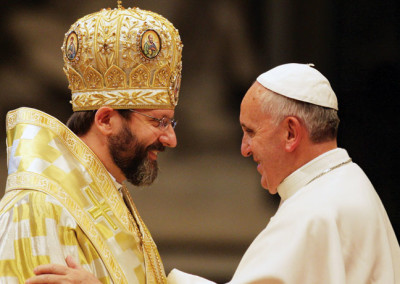 Pastoral Letter from Pope Francis  to His Beatitude Sviatoslav
